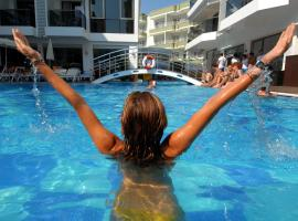 Oba Star Hotel - Ultra All Inclusive, hotel in Alanya