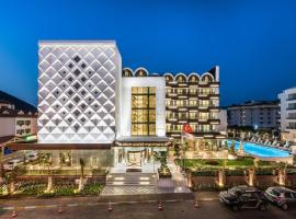 Elite World Marmaris Hotel - Adult Only +14, отель в Мармарисе
