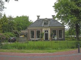 De Lindehoff, hotel near Zuidhorn Station, Zuidhorn