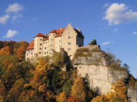 Burg Rabenstein, hotel near Rabeneck Castle, Kirchahorn