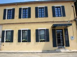 Hôtel Absolu, hôtel à Castelsarrasin