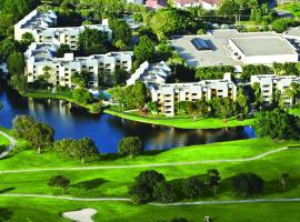 Bonaventure Resort And Spa, hotel in Weston