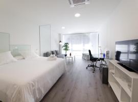 Pensión T5 Donostia Suites, hostal o pensión en San Sebastián