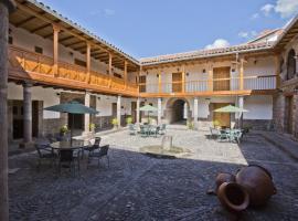Tierra Viva Cusco Centro, hotel cerca de Hatun Rumiyoc - Piedra de los 12 ángulos, Cuzco