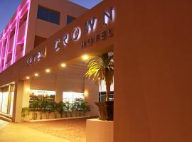 Seven Crown Express & Suites, hotel en Cabo San Lucas