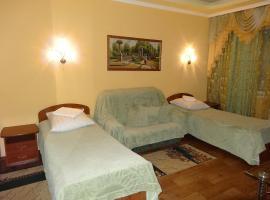 Hotel Victoriya, отель в Нерюнгри
