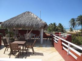 Sol da Barra, hotel em Barra Nova