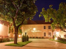 CityClub Hotel, hotel in Tiraspol
