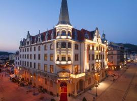 Grandhotel Ambassador Národní Dům, hotel in Karlovy Vary