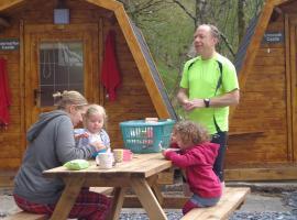 Bryn Dinas Camping Pods Ltd., hotel in Beddgelert
