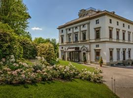 Villa Cora, hotel with pools in Florence