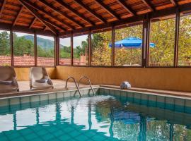 Hotel Ninho do Falcão, hotel em Monte Verde