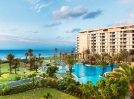 Mövenpick Hotel & Casino Malabata Tanger, hotel en Tánger