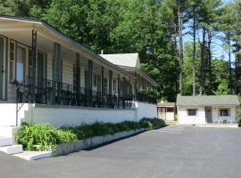 The Austin Inn, motel in Lake George