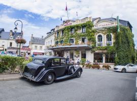 Logis Hotel De France, hotel in La Chartre-sur-le-Loir