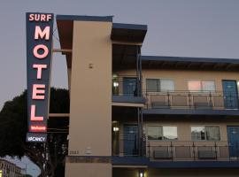 Surf Motel, hotel in San Francisco