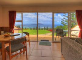 Islander Lodge Apartments, hotel in Burnt Pine
