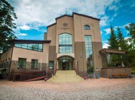 Crona Hotel and SPA, hotel in Berdsk