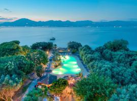 Florida Blue Bay Resort & Spa, hotel in Psathopirgos