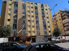 Pensión Eurosol, habitación en casa particular en Granada
