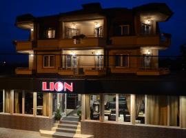 Garni Hotel Lion, hotel u gradu Jagodina