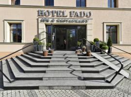 Hotel Fado Spa & Restaurant, hotel near Świdnica Cathedral, Świdnica