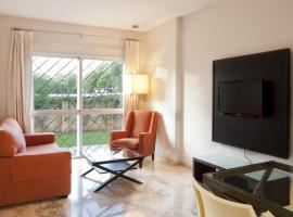 Apartamentos Vértice Bib Rambla, appartamento a Siviglia