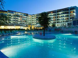 Madara Park Hotel, отель в Золотых Песках