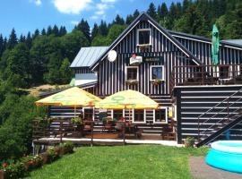 Horská chata Skácelka, hotel near Ski Lift Lysá hora, Rokytnice nad Jizerou