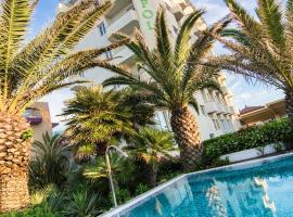 Hotel Metropol, отель в Сенигаллии