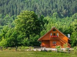 Ranch Jelov Klanac, apartment in Rakovica