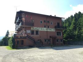 Albergo Ristorante Pineta, hotel a Collio