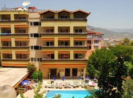 Park Hotel, отель в городе Аланья, рядом находится Alanya Municipality