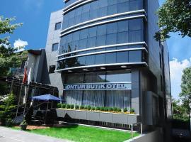 Ontur Butik Hotel, hotel v destinaci Ankara