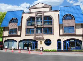 Hotel & Spa Natali, hotel near The Triumphal Arch Chisinau, Chişinău