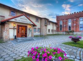 Hotel na Podzamczu – hotel w Tarnowskich Górach