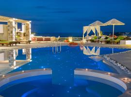 Blue Mare Villas, boutique hotel in Naousa