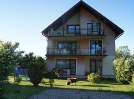 Szyper pokoje i domki – hotel we Władysławowie
