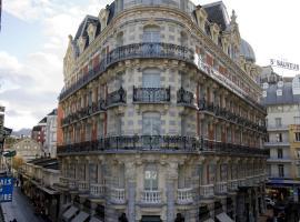 Grand Hôtel Moderne, hôtel à Lourdes
