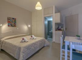 Aloe Apartments, pet-friendly hotel in Rethymno Town