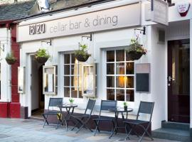 18/20 Cellar Bar, Dining & Rooms, hotel near Whinlatter Forest Park, Keswick