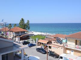 Hotel Milionis, hotel in Leptokarya