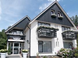 De Rozenstruik, hotel in Ootmarsum