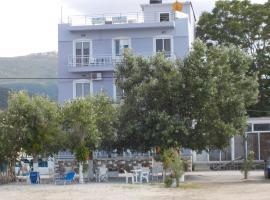 Hotel Prinos, хотел в Скала Прину