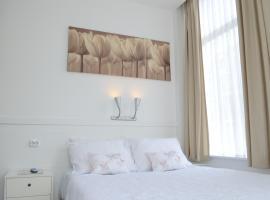 Hotel 't Witte Huys Scheveningen, hôtel à Scheveningen