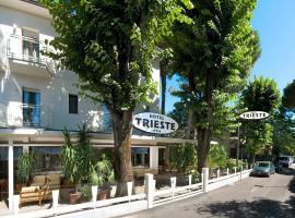 Hotel Trieste, hotel in Cervia