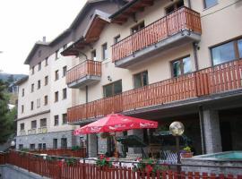 Hotel Savoia Debili, отель в городе Саузе-д'Ульс