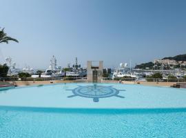 Le Quai Des Princes, hotel in Cap d'Ail