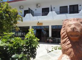 Archontika Apartments, hotel near Preveli Beach, Kerames