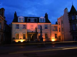 The Tontine Hotel, hotel en Peebles